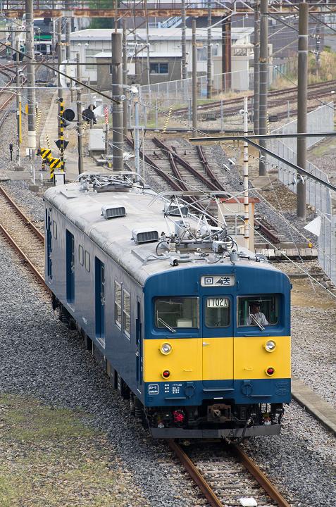 クモヤ143-123s