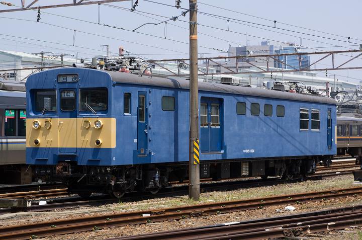 クモヤ145-60s