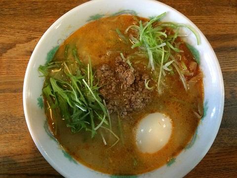 ピリ辛タンタン麺