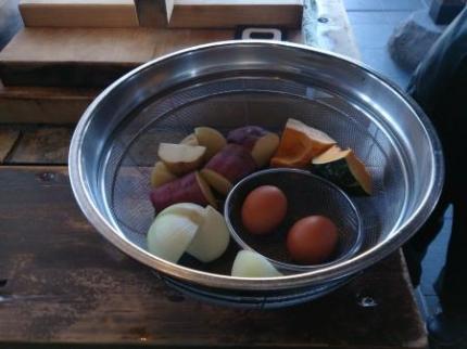 野菜とたまご