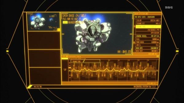 11 分析画面 グシオンの分析