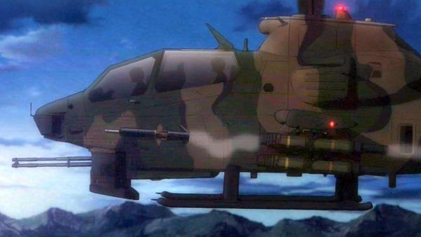 17 攻撃ヘリ