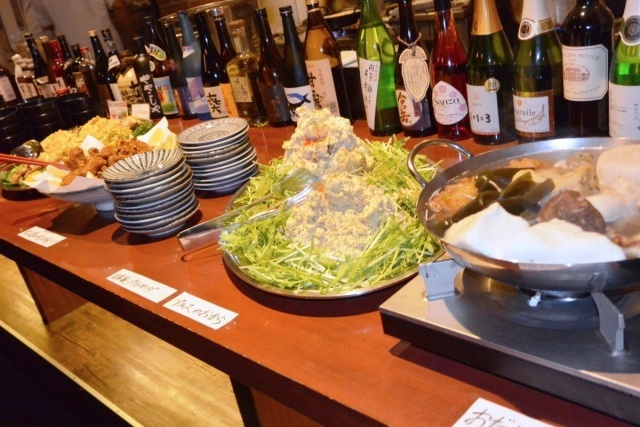 ぼぶ麺会2015 in アルス南青山 (3)