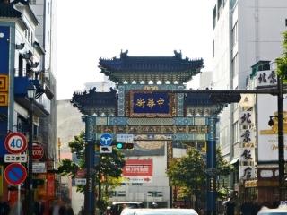横浜中華街 (1)