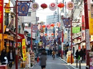 横浜中華街 (2)
