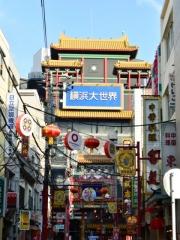 横浜中華街 (3)