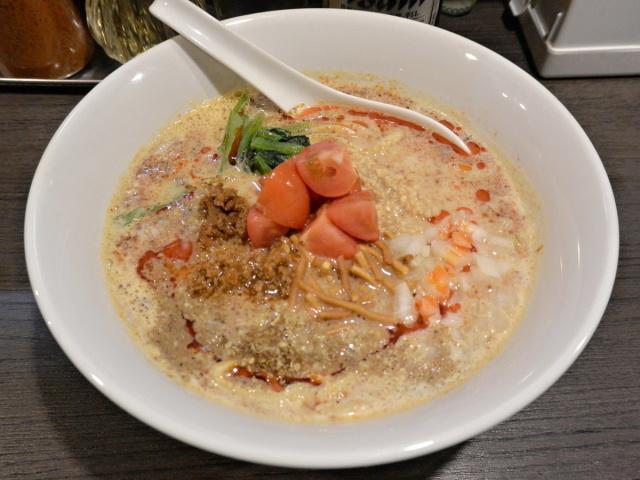自家製麺 ほうきぼし 赤羽店 (3)