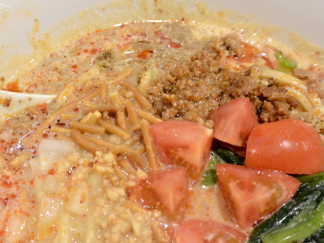 自家製麺 ほうきぼし 赤羽店 (7)