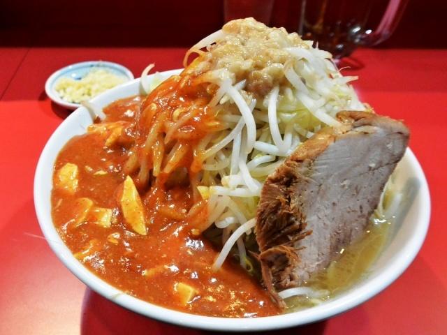 蒙麺 火の豚 (2)