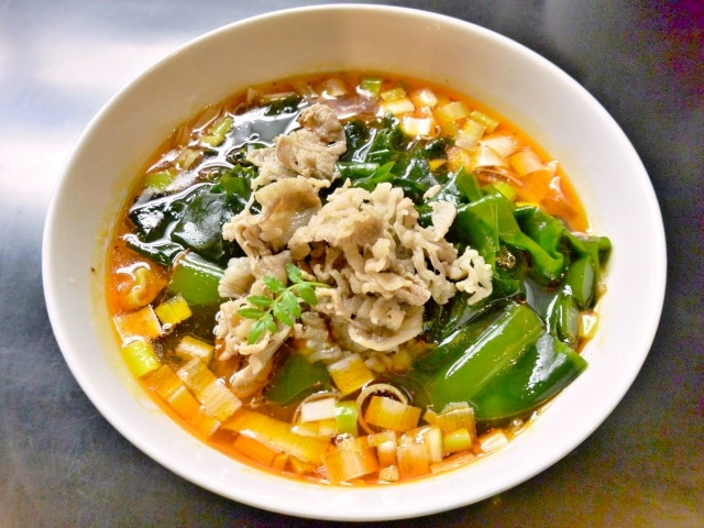 牛骨らぁ麺 マタドール (6)
