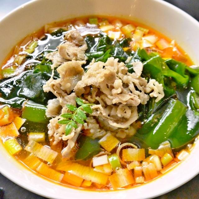 牛骨らぁ麺 マタドール (7)
