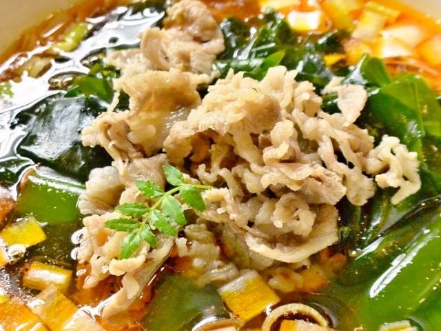 牛骨らぁ麺 マタドール (8)