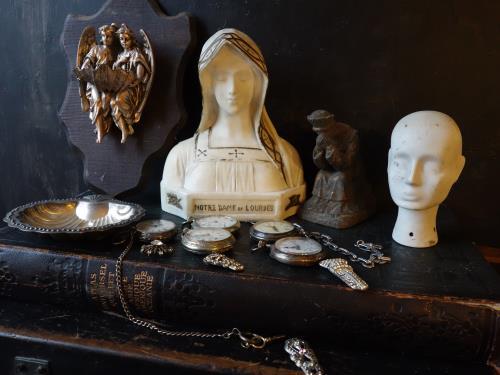フランスの骨董市巡り