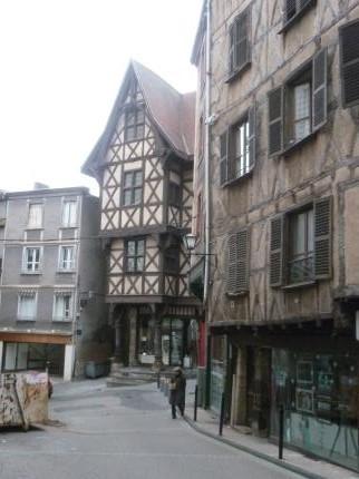 冬のフランス骨董市巡り (13)