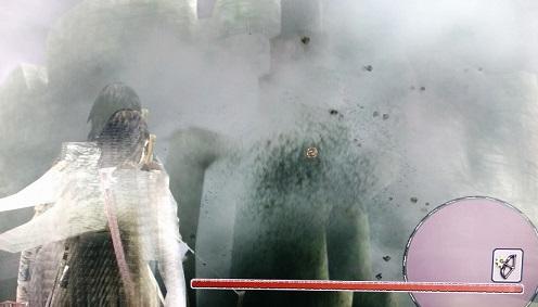 閃光の矢でトカゲ狩り2