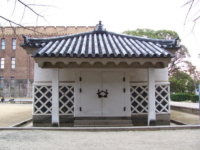 大阪城金蔵A