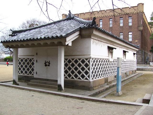 大阪城金蔵B