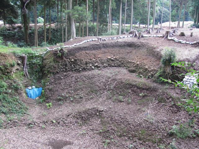 諏訪原城2010.9.10E