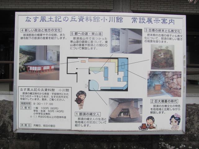 栃木の遺跡第一会場B