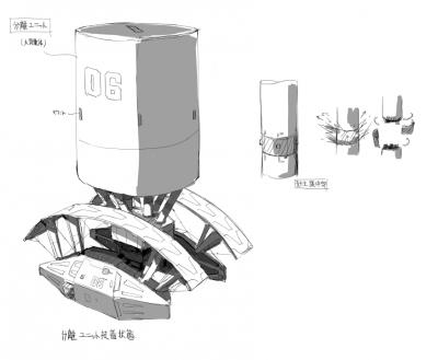 荷電粒子スクリーン展開ユニット