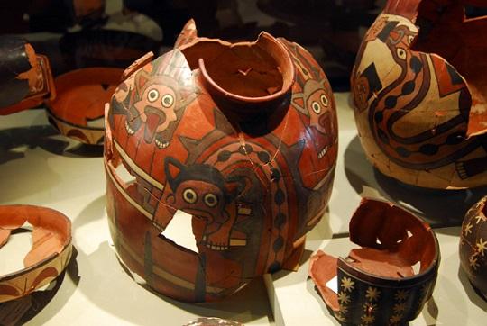 Museo Arqueológico Antonini - Nazca