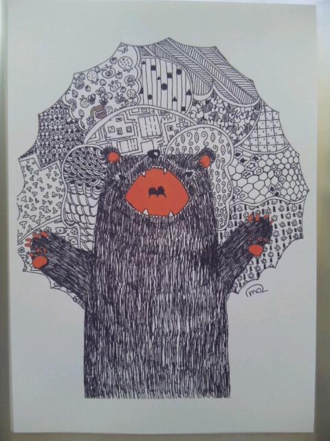 ももふくふく クマ
