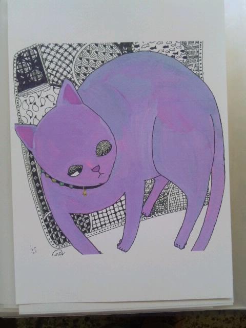 ももふくふく ネコ