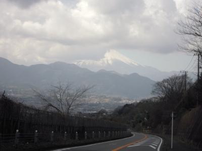 富士山160221
