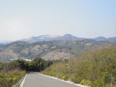 大野山方面160228