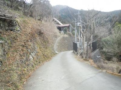 檜原村風景