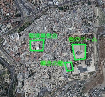 宗教とエルサレム
