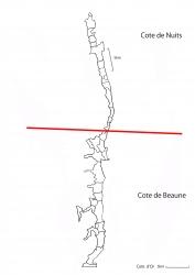 コートドール白地図2