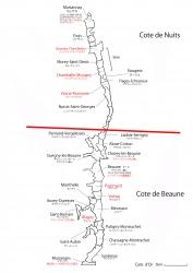 コートドール白地図3