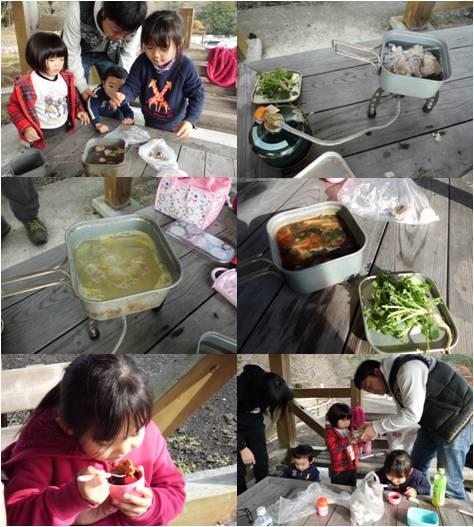 エヌエスネット・スープ作り