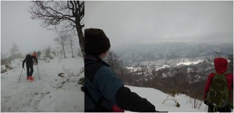 二本木・頂上景色