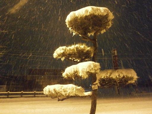 大雪の夜3