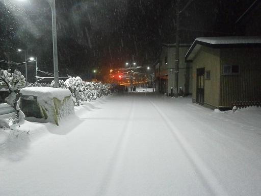大雪の夜5