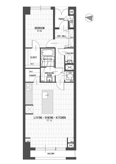 代々木ニューハイツ222号室400