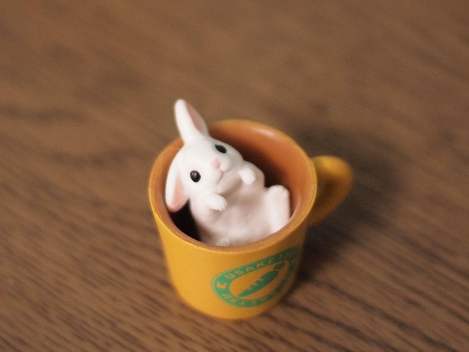 ウサケツ:マグカップ
