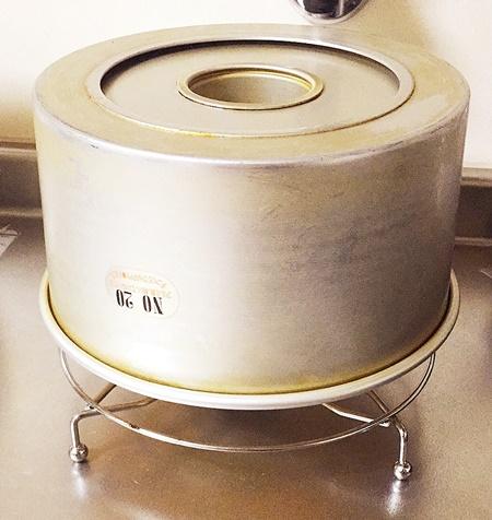 シフォンケーキ作り方10