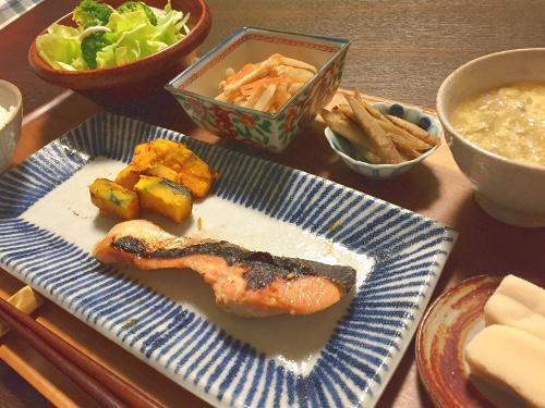 Mar08_鮭の粕漬け
