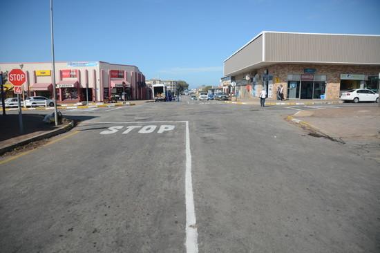 南アフリカ ジェフリーズベイ散歩(1)