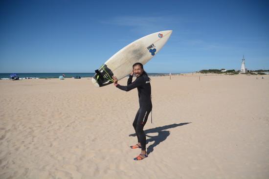 南アフリカ サーフィン(2)