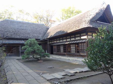 安永年間の建築