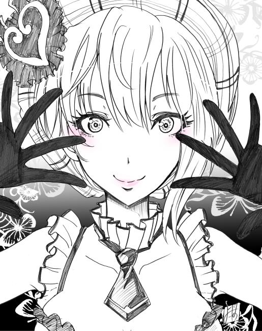 アイドルマスター【宮本フレデリカ】
