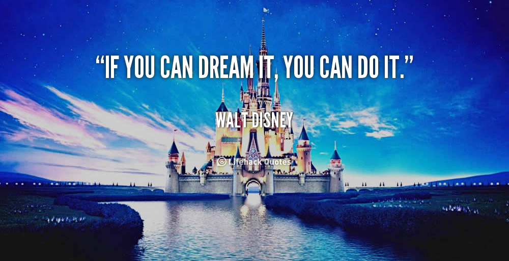 if you can dream it 2