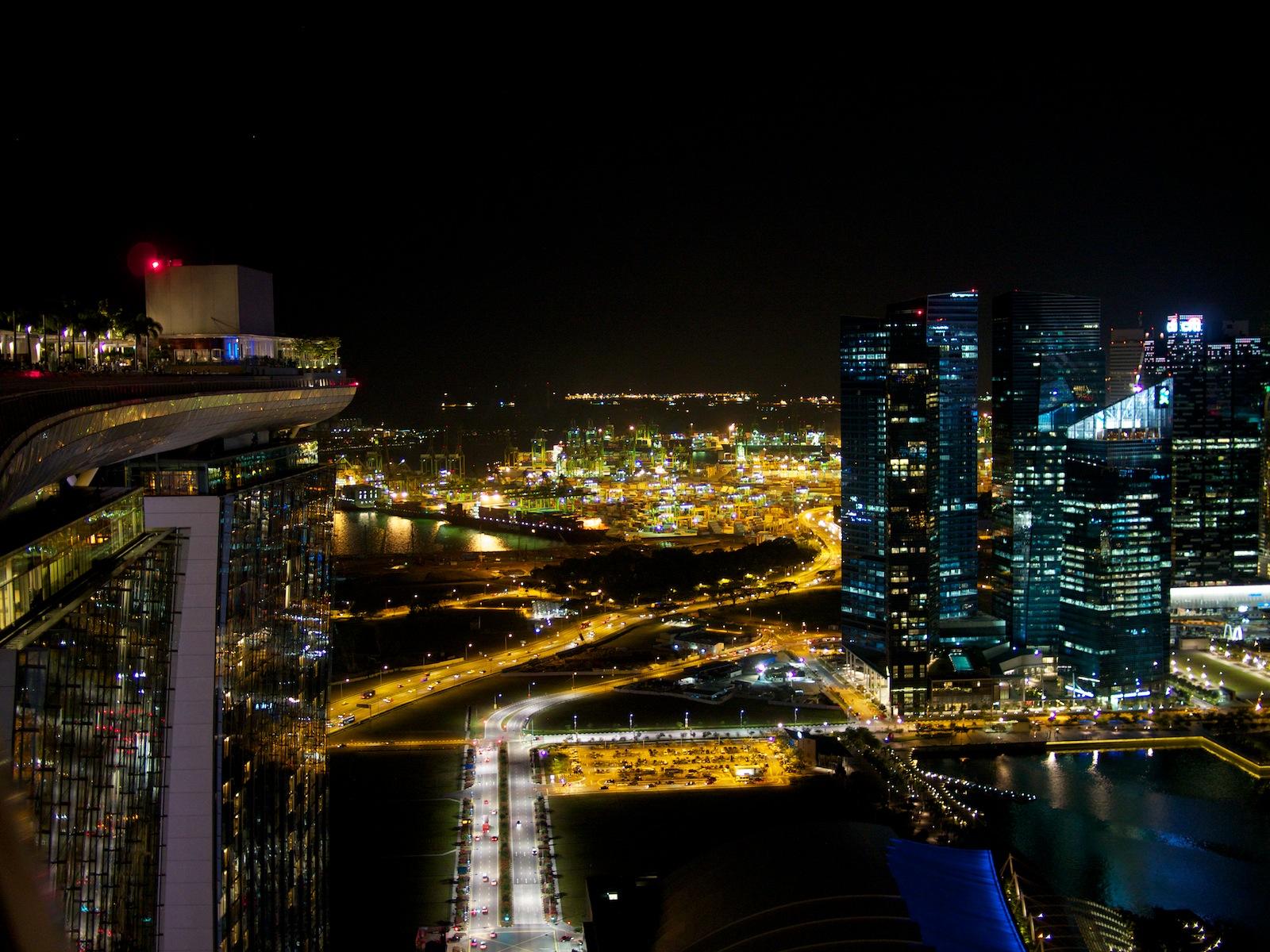 シンガポール1