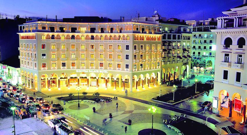テッサロニキホテル