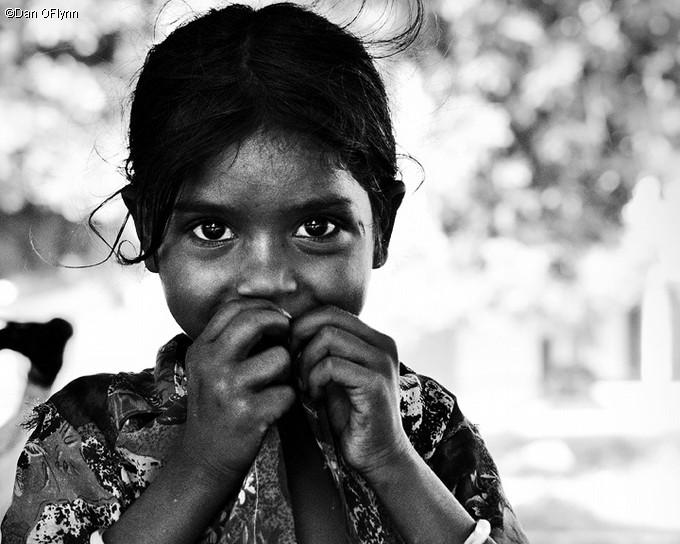 インド白黒2