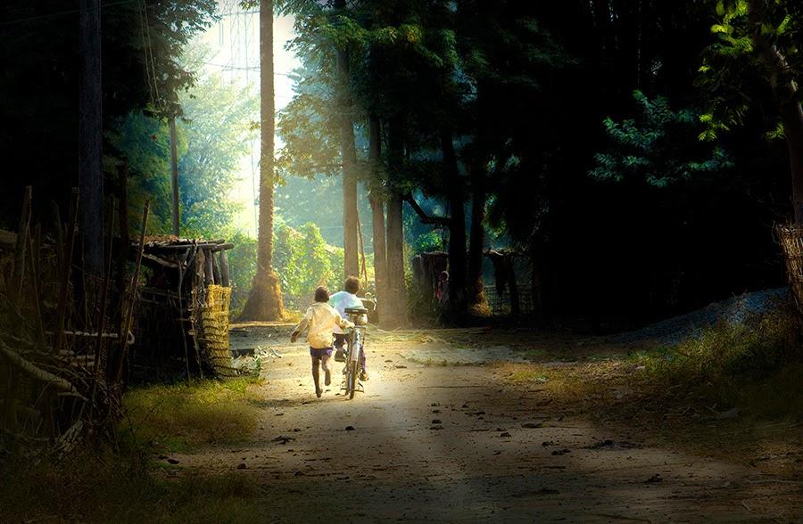 インド田舎2